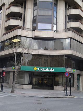 Sede de Globalcaja en Albacete.