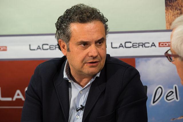 Manuel Miranda, director provincial de Agricultura, Medio Ambiente y Desarrollo Rural de la Junta de Comunidades de Castilla-la Mancha en Albacete.