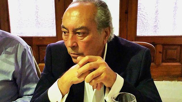 Sebastián Cortés, Matador de Toros y miembro del Jurado de los Premios Taurinos Samueles.