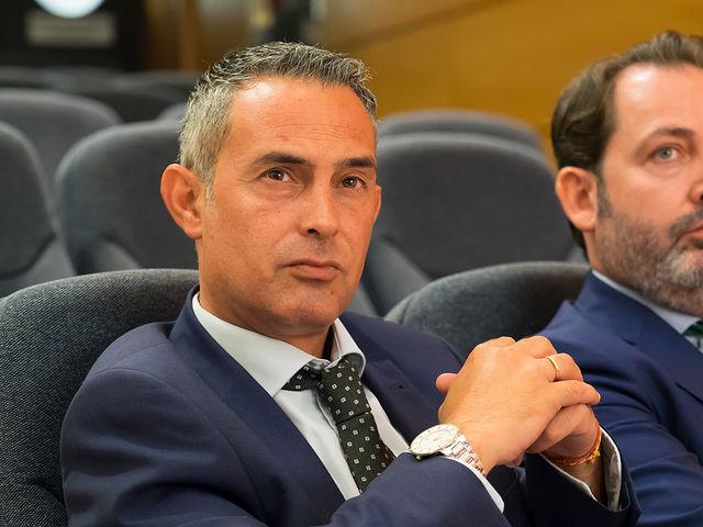 Víctor Hernández, director de Relaciones Externas de El Corte Iglés de Albacete