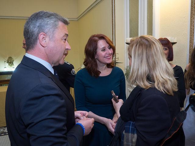 Entrega de premios de la Asociación de Periodistas de Albacete
