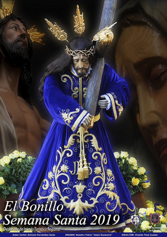Presentación del Cartel Anunciador de la Semana Santa de El Bonillo 2019