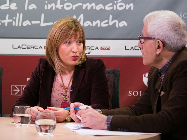Amparo Torres Valencoso, vicesecretaria segunda e Igualdad del PSOE provincial de Albacete