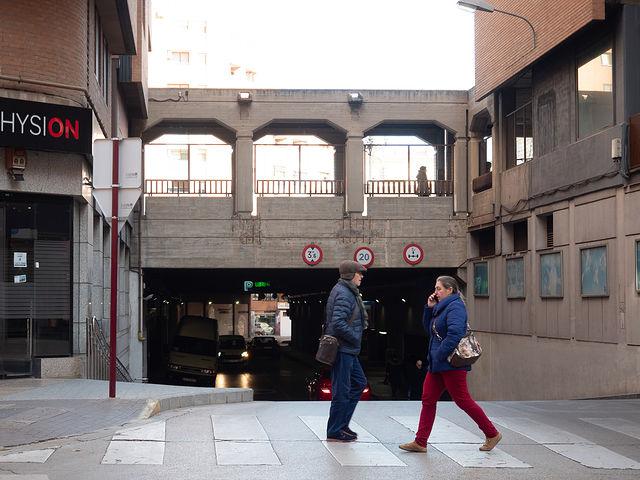 Tunel de Villacerrada