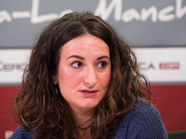 Pilar Cano Márquez, técnica del proyecto de Bienestar Personal y Activación Social
