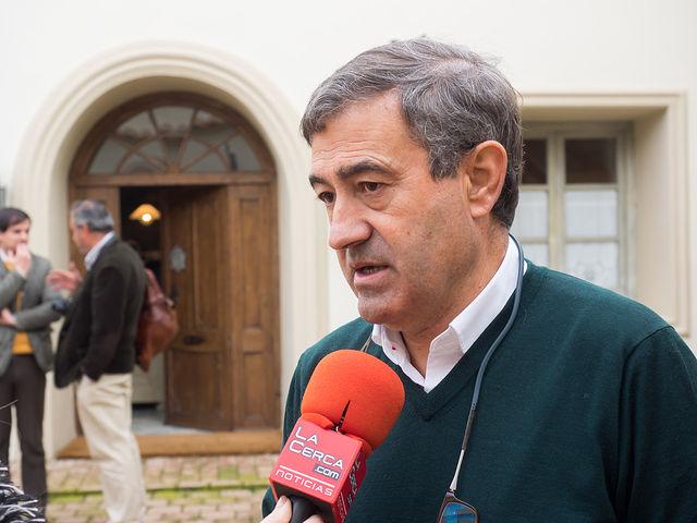 Julián Illán, director general de Dehesa de Los Llanos