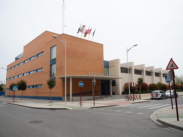 Comisaría de la Policía Local de Albacete