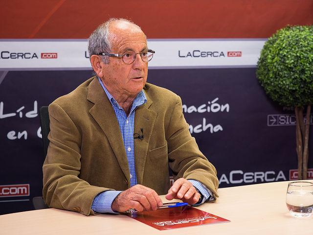 Bienvenido Rosa, presidente de la Asociación de Empresas de la Construcción en Albacete (APECA)