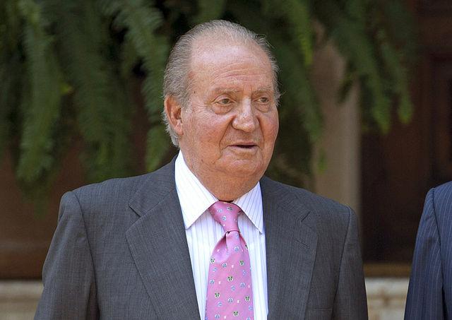 Juan Carlos de Borbón. Rey emérito. Foto de Archivo.