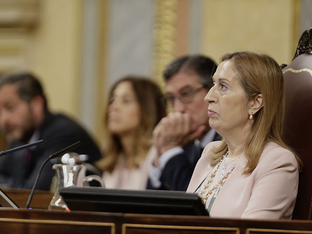 Ana Pastor - Congreso de los Diputados