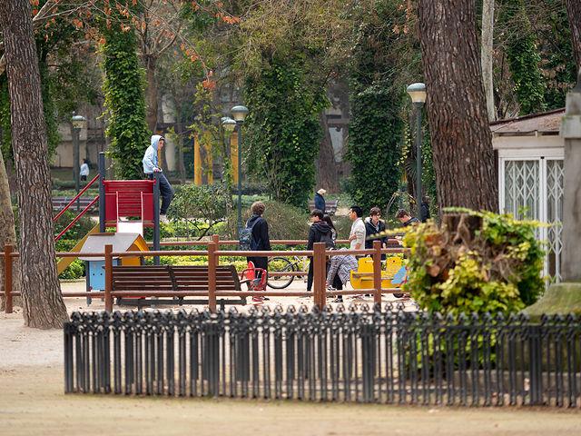 Parque Abelardo Sánchez Albacete