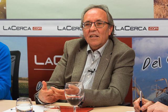 Juan Sebastián Castillo, Director de la Sección de Economía Agroalimentaria del IDR de la UCLM.