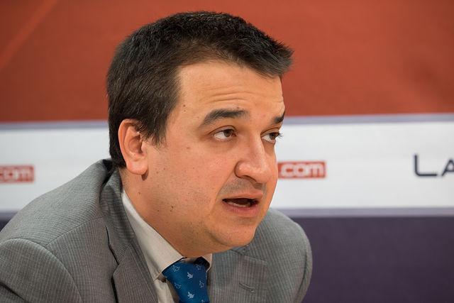 Francisco Martínez Arroyo, consejero de Agricultura de la JCCM.