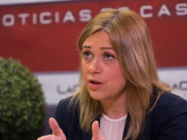 Carmen Picazo, portavoz del Grupo Municipal Ciudadanos en el Ayuntameinto de Albacete