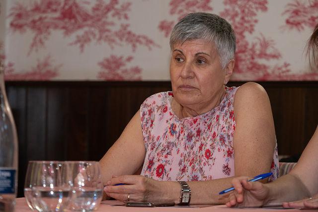 Mª Ángeles López Fuster, ex delegada de Sanidad de la JCCM en Albacete y Concejala de la primera corporación democrática del Ayuntamiento de Albacete