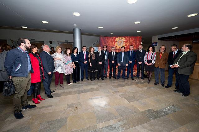 Inauguración de la Feria de las Artes Escénicas y Musicales de Castilla-La Mancha en el Teatro Circo de Albacete