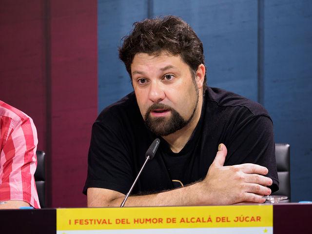 Jesús Antonio López, miembro del equipo de organización de \'El Festivalaco del Humor\'