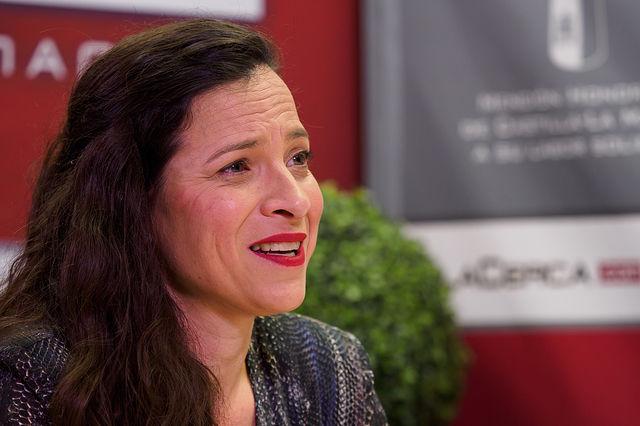 Raquel Ruiz, diputada provincial de Turismo en la Diputación de Albacete. Foto: Manuel Lozano García / La Cerca
