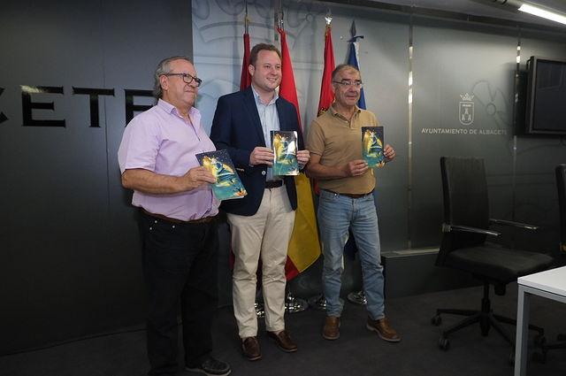 Presentación del programa de la Feria de Albacete 2019. Foto: La Cerca - Manuel Lozano Garcia