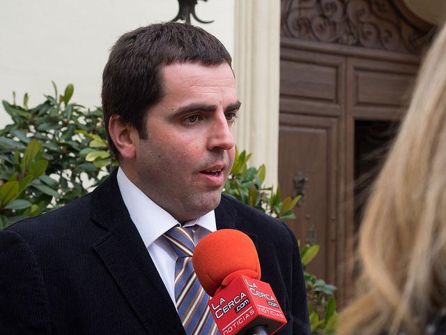 Íñigo Usobiaga, director general de Grulla Armas