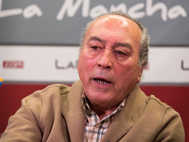 Sebastián Cortés Amador, torero