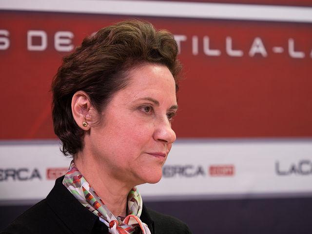 Carmen Montejo Criado, vocal de la Asociación de Gestores Medioambientales de Albacete (AGESAM)