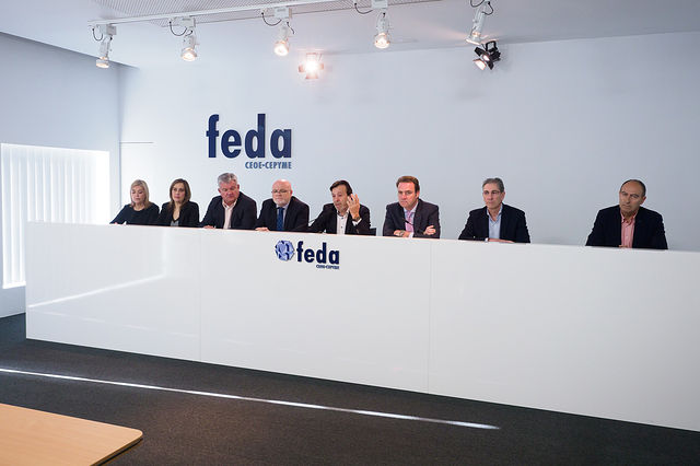 Prsentación de la Candidatura de FEDA a la Cámara de Comercio de Albacete