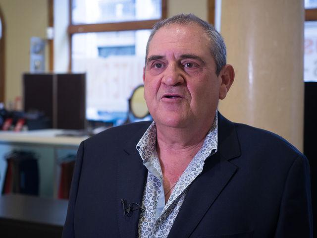 "Lorenzo López, gerente de \""Jaque\"""