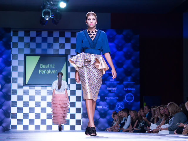 Desfile de Beatriz Peñalver en el III AB Fashion Day