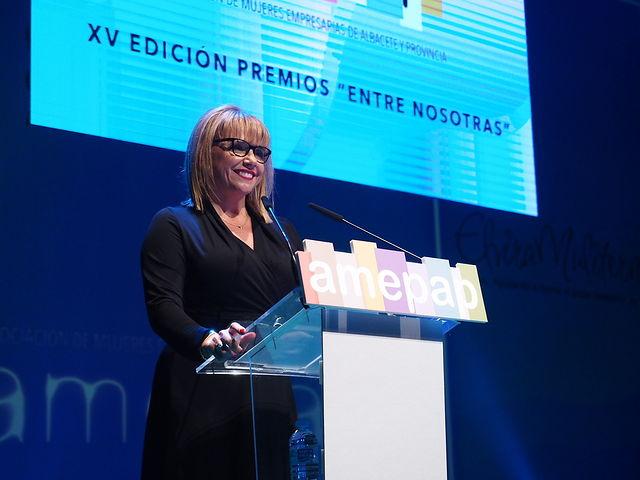 XV Premios Entre Nosotras de AMEPAP. Foto: Manuel Lozano Garcia / La Cerca
