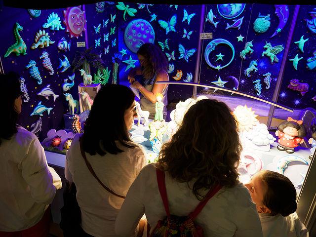 Inauguración de la XIX Feria de Artesanía de Castilla-La Mancha