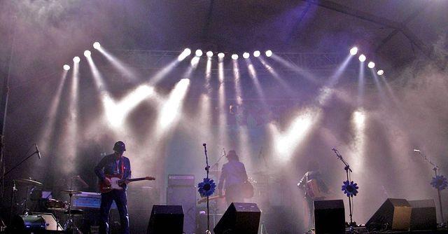 Concierto en la Feria de Albacete. Foto de Archivo.