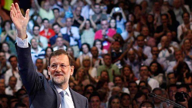 Mariano Rajoy en 2011