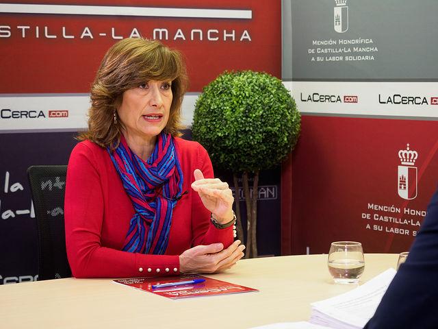Yolanda Valdeolivas, Secretaria de Estado de Empleo.