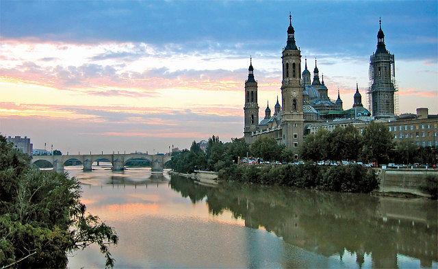 Las normas europeas establecen un marco comunitario de acción en el ámbito de la política de agua. Foto: Río Ebro.
