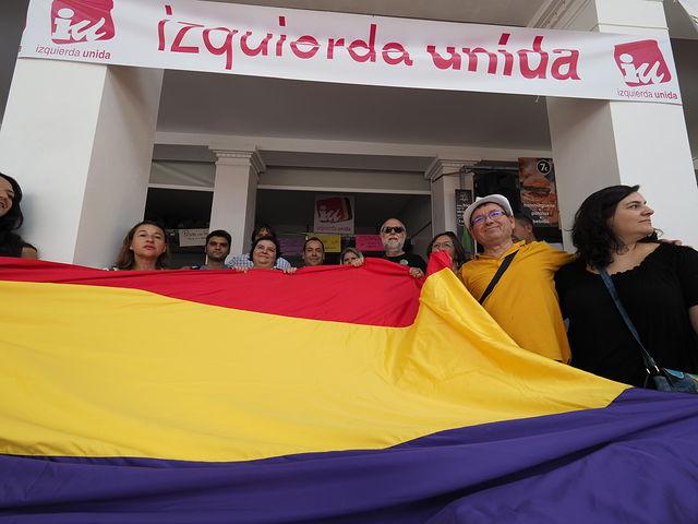 Comida Izquierda Unida Feria de Albacete 2018