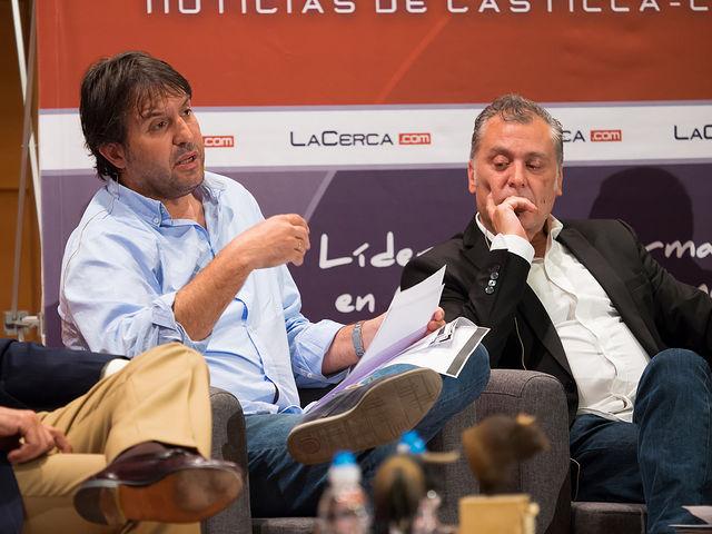 Joaquín Belmonte y Pedro Belmonte