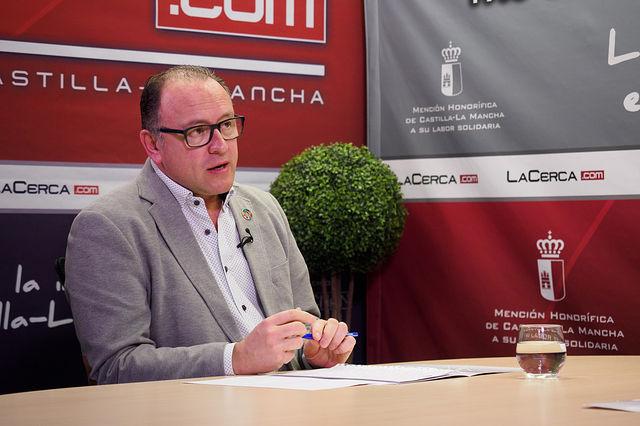 Gerardo Gutiérrez Ardoy, director general del Servicio Público de Empleo Estatal (SEPE). Foto: Manuel Lozano Garcia / La Cerca