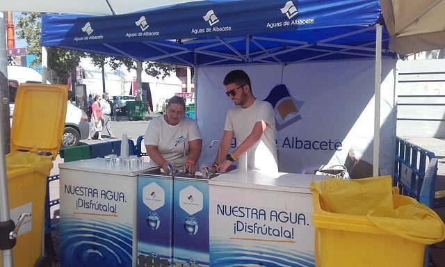 Foto: Aguas de Albacete.