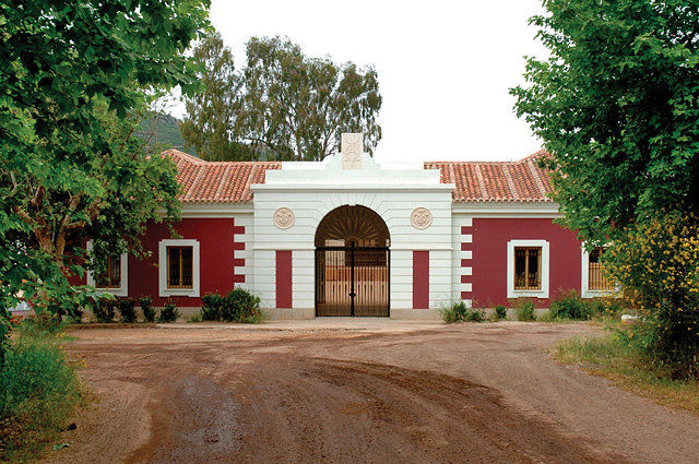 En el Centro de Interpretación se puede visitar el antiguo Edificio de Compresores, hoy en día Museo de la Minería.