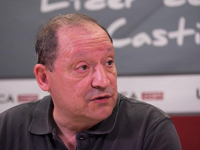 Francisco Gómez, técnico de emprelo de Cruz Roja Albacete