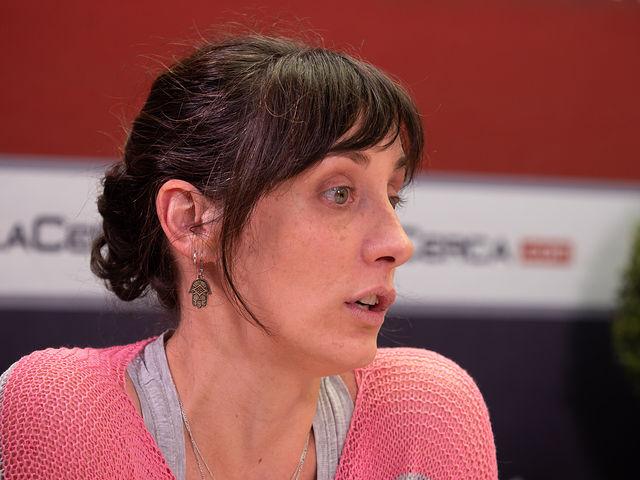 Almudena Martínez Carrascosa, Vocal de la Junta Directiva Asociación de Vecinos Barrio Llanos del Águila