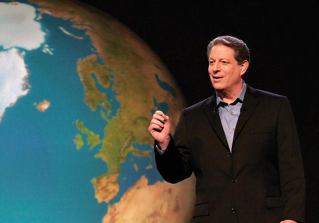 El político norteamericano Al Gore fue uno de los precursores en indicar que el medio ambiente no sólo no debía costar dinero sino que podía contribuir a ganarlo.