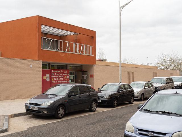 Escuela infantil en el barrio San Antonio Abad de Albacete