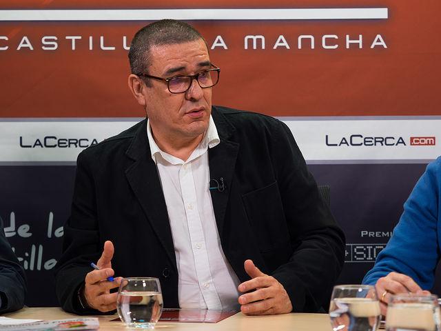 José Baños, coordinador de la Olimpiada de Economía de la UCLM