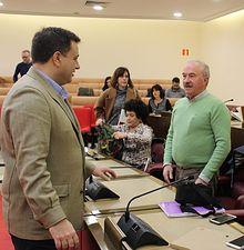 Presentación del Plan director de Rehabilitación y Regeneración Urbana