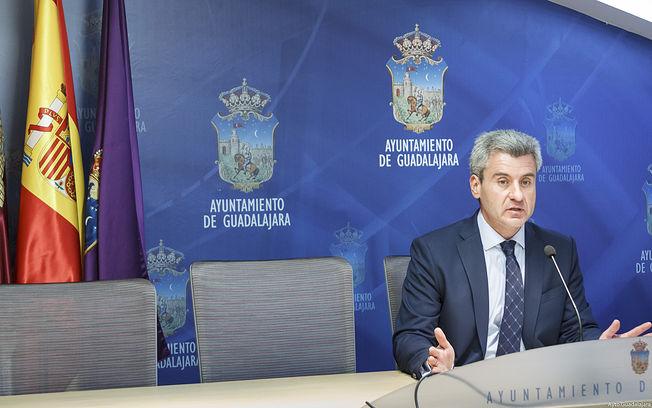 Presentación  Presupuestos Municipales 2018, Alfonso Esteban