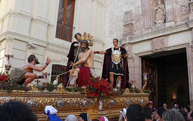 Horarios e Itinerarios de las procesiones de Ciudad Real en Semana Santa 2014