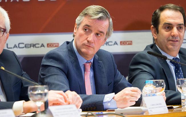 Octavio González Mateos, director de Negocio Agroganadero de Liberbank