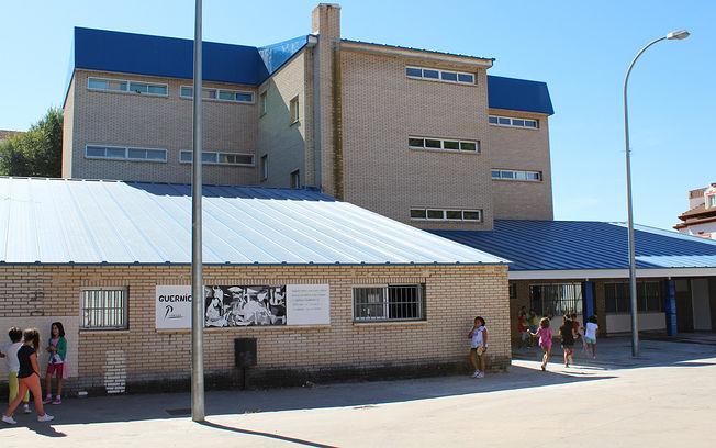 Colegio Pablo Ruiz Picasso de Alcázar de San Juan.